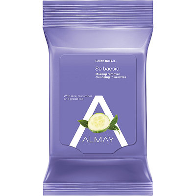 AlmayOil-Free Makeup Remover Towelettes