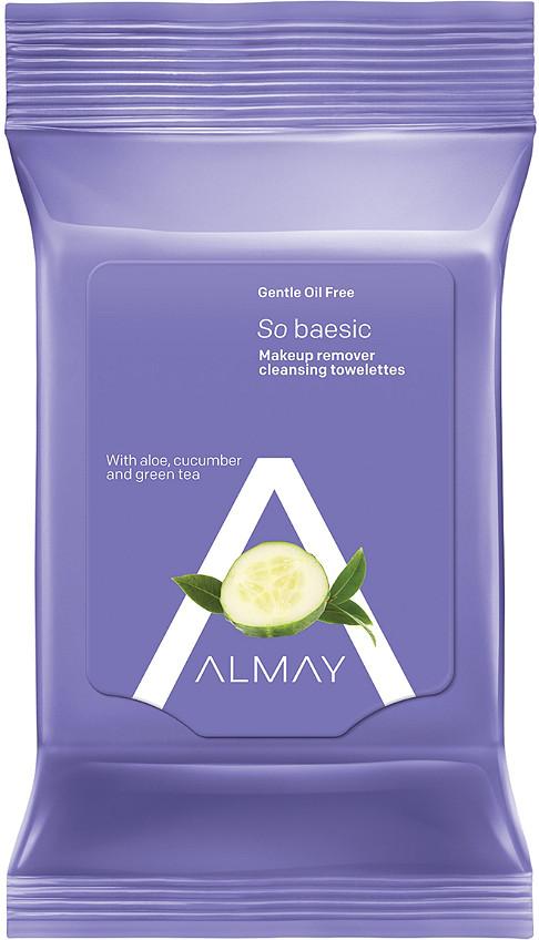 Almay Oil Free Makeup Wipes Saubhaya Makeup