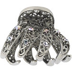French Couture Decorative Mini Claw Clip
