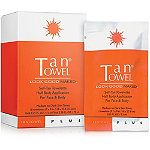 Plus Self-Tan Towelette Half Body Application For Face & Body