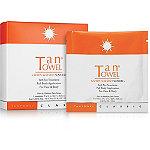 Tan Towel Self-Tan Towelette Full Body Application For Face & Body