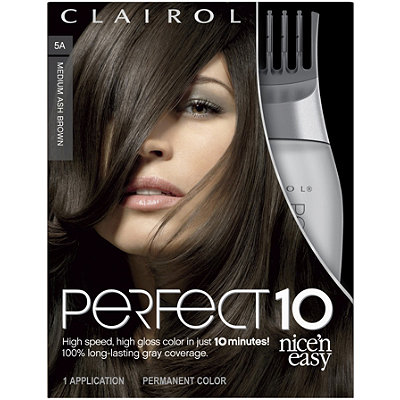 Clairol Perfect 10 Nice 'n Easy Hair Color