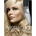 Clairol Perfect 10 Nice 'n Easy Hair Color Lightest Blonde 10