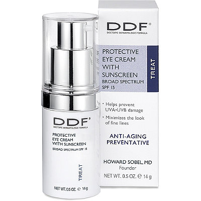 Ddf Protective Eye Cream with Sunscreen Broad Spectrum SPF15