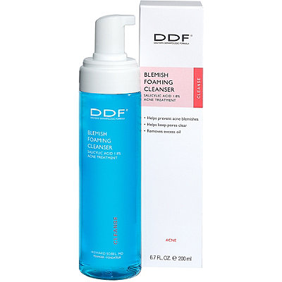 Ddf Blemish Foaming Cleanser Salicylic Acid 1.8% Acne Treatment