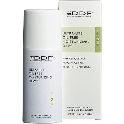 Ddf Online Only Ultra Lite Oil Free Moisturizing Dew