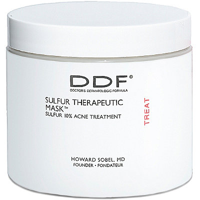 Online Only Sulfur Therapeutic Mask