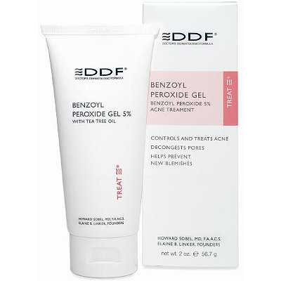 Ddf Online Only Benzoyl Peroxide Gel 5%25 Acne Treatment