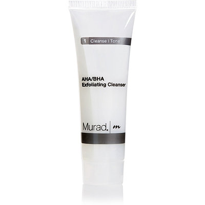 FREE deluxe sample AHA/BHA Exfoliating Cleanser w/ any $55 Murad purchase