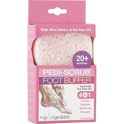 SpongeablesPedi-Scrub Foot Buffer