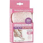 Spongeables Pedi-Scrub Foot Buffer 20+