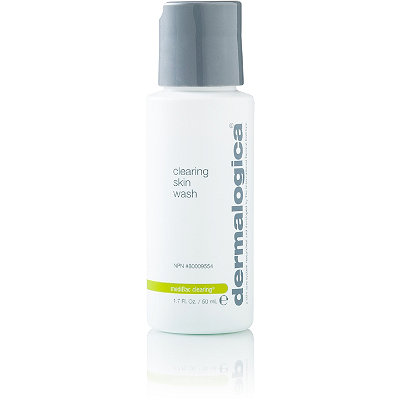 Travel Size Clearing Skin Wash