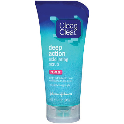 Clean & Clear Deep Action Exfoliating Scrub