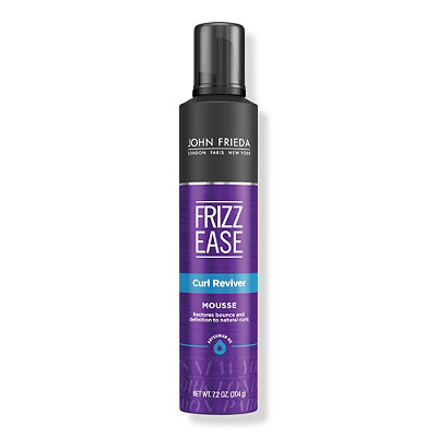 Frizz-Ease Take Charge Curl-Boosting Mousse