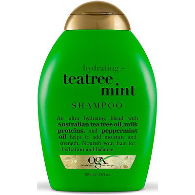 OGXHydrating TeaTree Mint Shampoo