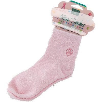 Earth Therapeutics Aloe Socks
