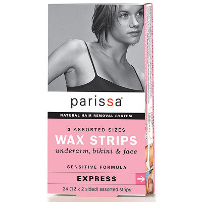 Parissa Wax Strips Assorted Sizes
