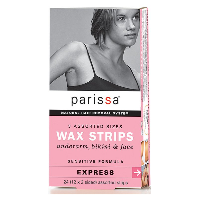 Parissa Wax Strips Assorted Sizes Ulta Beauty