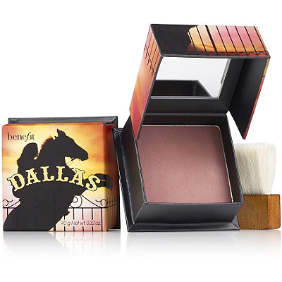 Benefit Cosmetics Dallas Dusty-Rose Blush %26 Bronzer