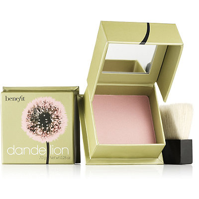 Benefit Cosmetics Dandelion Brightening Baby-Pink Blush