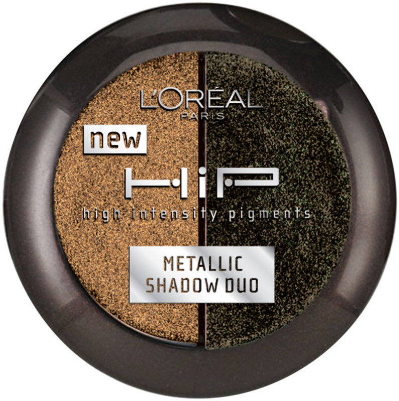 HiP Studio Secrets Professional Metallic Shadow Duo