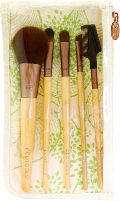 Bamboo 5 Piece Brush Set | Ulta Beauty