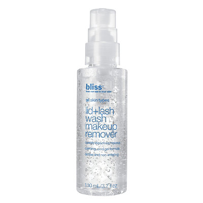 BlissLid + Lash Wash