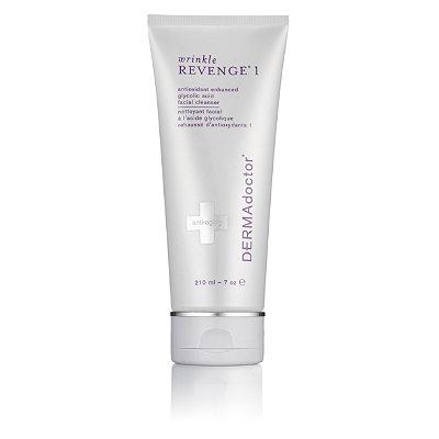 DermadoctorWrinkle Revenge 1 Antioxidant Enhanced Glycolic Acid Facial Cleanser