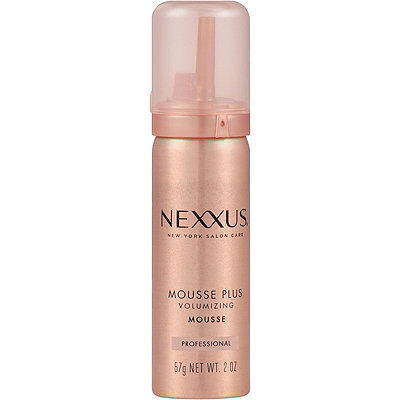 Nexxus Travel Size Mousse Plus Volumizing Foam Styler