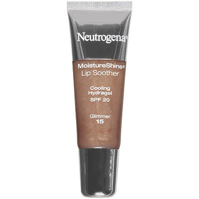 NeutrogenaMoistureShine Lip Soother Lipgloss