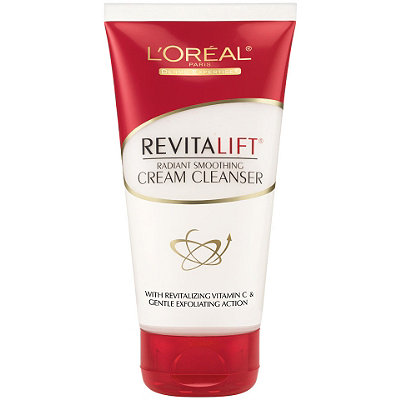 L'Oréal Advanced Revitalift Radiant Smoothing Cream Cleanser