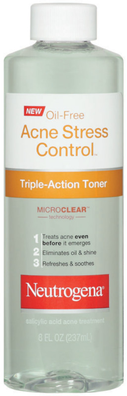 Acne Stress Control Triple-Action Toner | Ulta Beauty