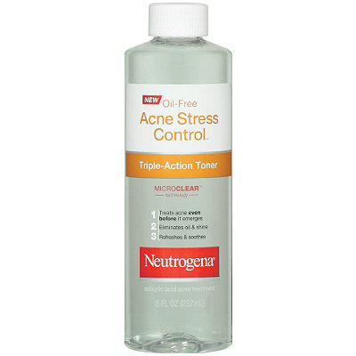 NeutrogenaAcne Stress Control Triple-Action Toner