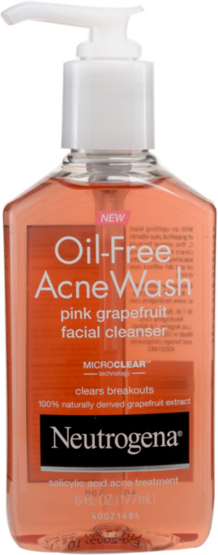 Pink Grapefruit Oil Free Acne Cleanser | Ulta Beauty