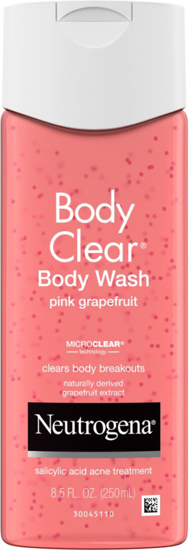 Neutrogena Pink Grapefruit Body Clear Body Wash Ulta Beauty