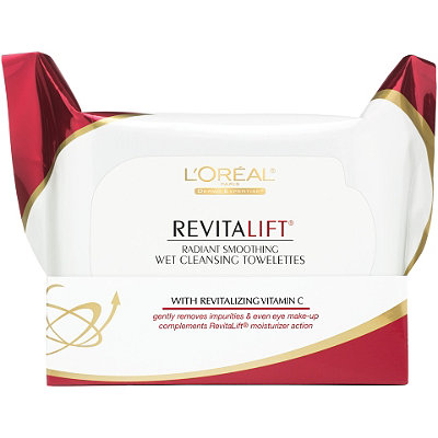 L'Oréal Revitalift Wet Cleansing Towelettes