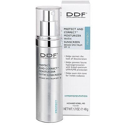 Ddf Online Only Protect and Correct UV Moisturizer SPF 15