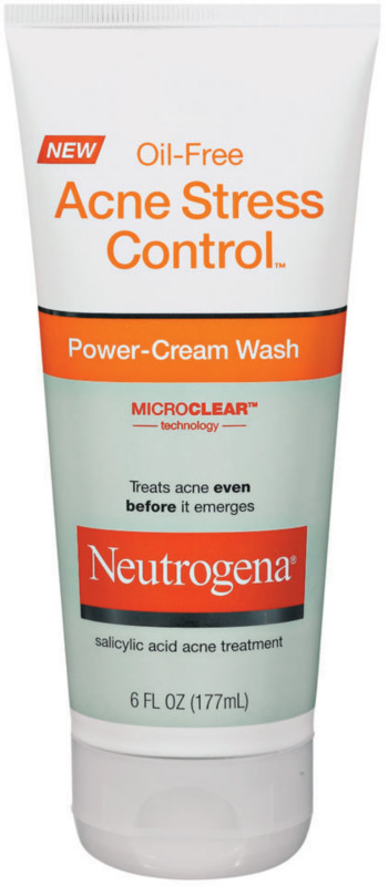 Oil-Free Acne Stress Control Power-Cream Wash | Ulta Beauty