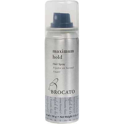 Brocato Travel Size Maximum Hold Hairspray