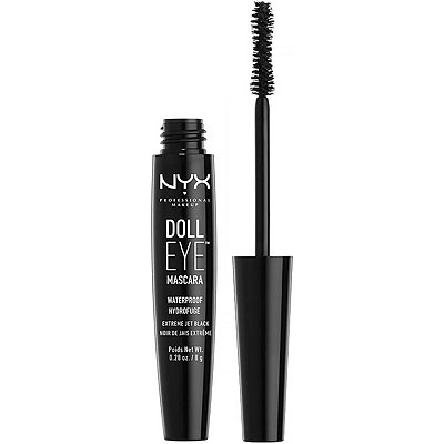 Nyx Cosmetics Doll Eye Waterproof Mascara