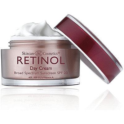 RetinolDay Cream w/ Broad Spectrum SPF 20