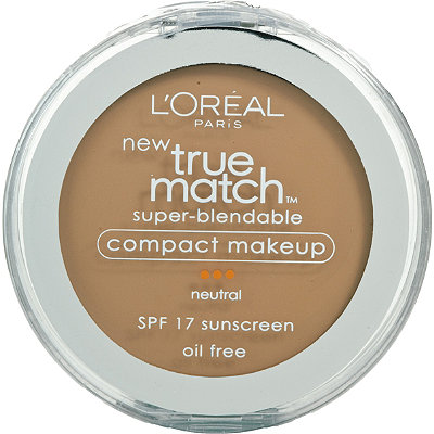L'Oréal True Match Super-Blendable Compact Makeup SPF 17
