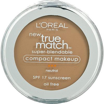 L'OréalTrue Match Super-Blendable Compact Makeup SPF 17