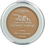 True Match Super-Blendable Compact Makeup SPF 17
