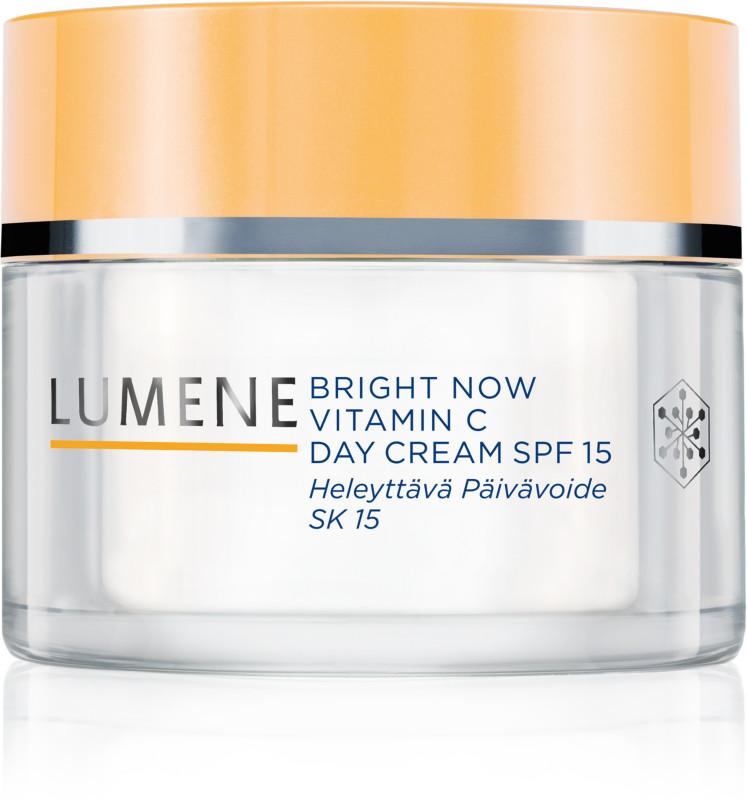 lumene bright now vitamin c day cream