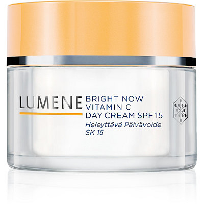 Lumene Bright Now Vitamin C Day Cream with SPF 15