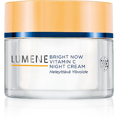 Lumene Vitamin C + Nourishing Night Care