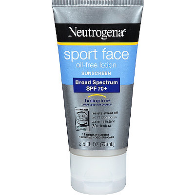Sport Face Sunblock Lotion SPF 70+