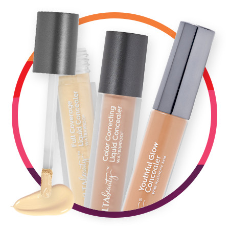 Liquid Concealers, now $4 | reg $9