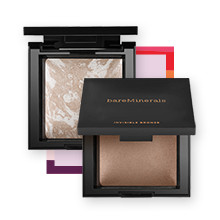 Bareminerals NOW $19 Invisible Bronzers & Highlighters reg $28